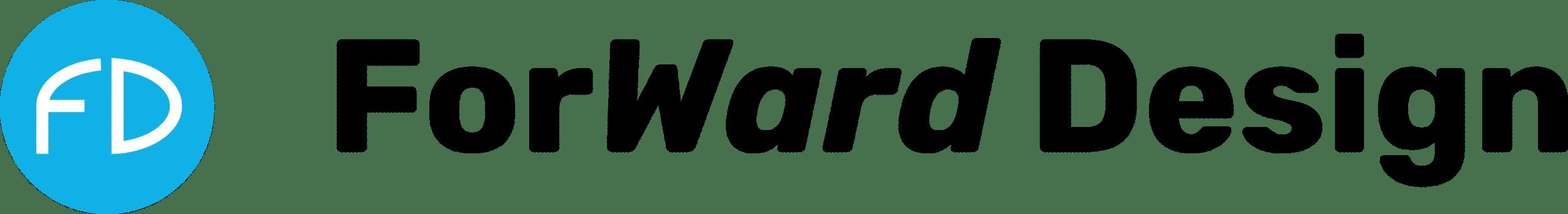ForWard_Design_Logo_Circle_Banner_128px_height