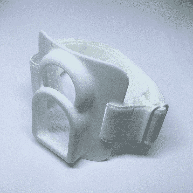 MiaoMiao Holder – White